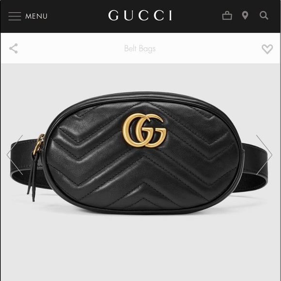 3ff6b35a81c4 Gucci Bags | Luxury Belt Bag | Poshmark